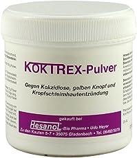Hesanol Koktrex-Pulver 100g Bei Kokzidiose für Tauben und Vögel
