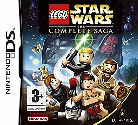 Star Wars The Complete Saga - Lego Star Wars : la saga