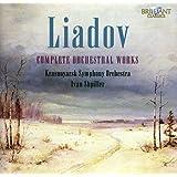 Liadov: Sämtliche Orchesterwerke