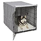 Best Midwest Dog Crates - Midwest Homes for Pets CVR48T-GY Dog Crate Cover Review