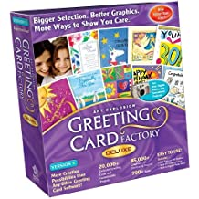 Greeting Card Factory 4 Standard Edition