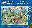 Galt Toys Magic Jigsaw Puzzle, Ocean Explorers - 50 Piece