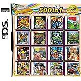 500 giochi in 1 scheda NDS game pack Super Combo Scheda di gioco DS per DS NDS NDSL NDSi 3DS XL Novità…