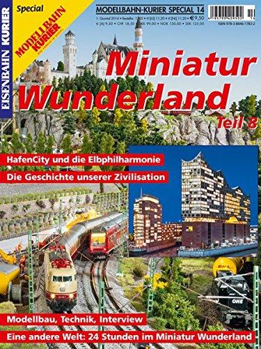 Teil 8 - Technik, Bau und Betrieb (Modellbahn-Kurier Special) (Wunderland-kulisse)