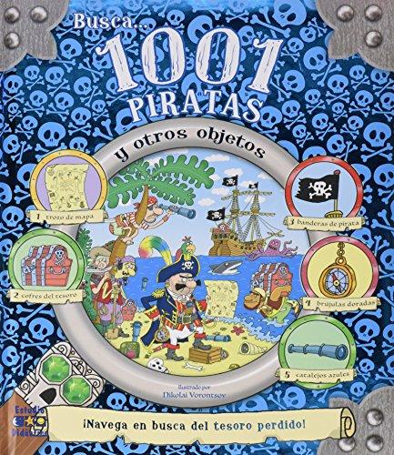 BUSCA 1001 PIRATAS Y OTROS OBJETOS