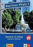 Berliner Platz 1 NEU: Interaktive Tafelbilder auf CD-ROM (Berliner Platz NEU)