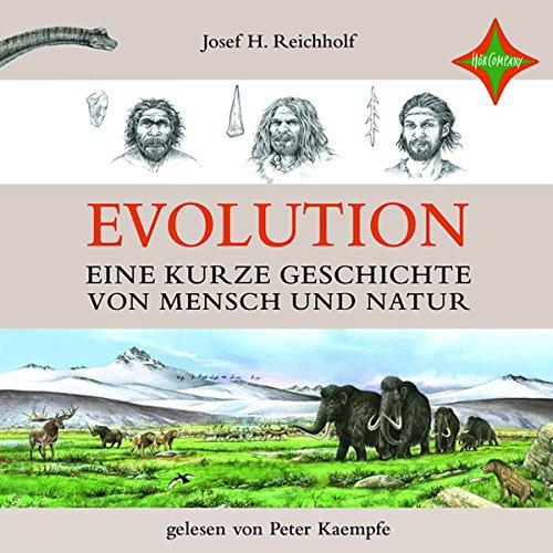 Buchseite und Rezensionen zu 'Evolution' von Josef H. Reichholf