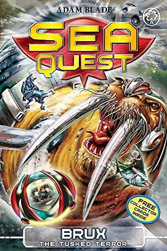 Brux the Tusked Terror: Book 18 (Sea Quest)
