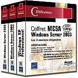 Coffret MCSA Windows Server 2003 : Les 3 examens obligatoires