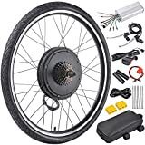 "Best Electric Bicycle Conversion Kits - ReaseJoy 48V 1000W 26"" Rear Wheel Electric Bicycle Review"