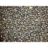 Habas de Soja Negra Tostadas 1kg | Soja Madura Tostada Ligeramente Saladas | 100% Origen Natural | Libre de Transgénicos (GMO