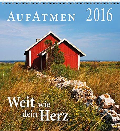 Aufatmen 2016 - Wandkalender