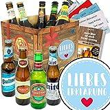 Liebeserklärung | Bier aus aller Welt | Bier Set