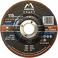 Merryland 115 X 6,0 Experto-line Disco de Desbaste para Acero Metal 10PCS