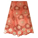 African Swiss Voile Spitze Stoff Nigeria Spitze French Lace