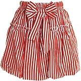 BEZLIT - Gonna - Camicia  - A righe - Maniche lunghe  -  ragazza rosso 24 mesi