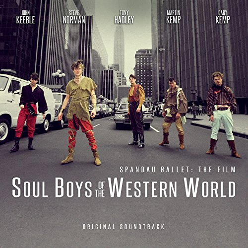 Soul Boys of the Western World...