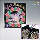 Ylvi & the Minimoomis, Mandala kleurboek
