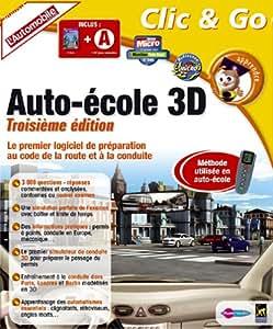 Super Auto Ecole 3D 3ème édition