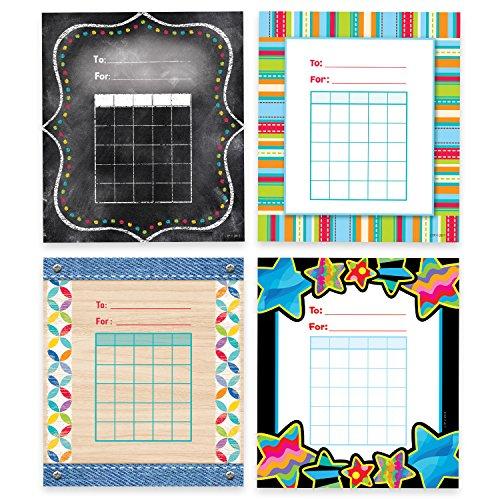Student anreiz Charts Vielzahl Pack–51/4x 6–144Stück (Klassenzimmer-helfer)