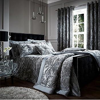 catherine lansfield luxus bettw sche royal damask schoko braun 200x200 k che haushalt. Black Bedroom Furniture Sets. Home Design Ideas