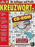 Kreuzworträtsel. CD- ROM für Windows 3.1/3.11/95. Für Anfänger und Profis. Alle Rätsel auch ausdruckbar