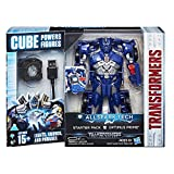 Hasbro Transformers C3479ES0 - Movie 5 All Spark Tech Starter Set Optimus Prime, Actionfigur
