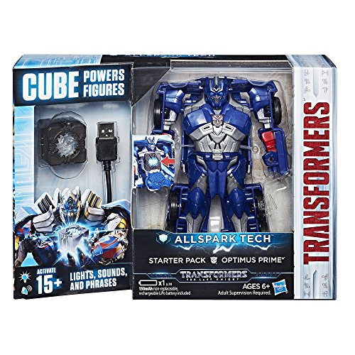 Transformers - Optimus Prime (Allspark Tech Starter Pack), C3479ES0