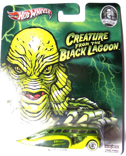 Hot Wheels Low Flow Creature from the Lagoon -