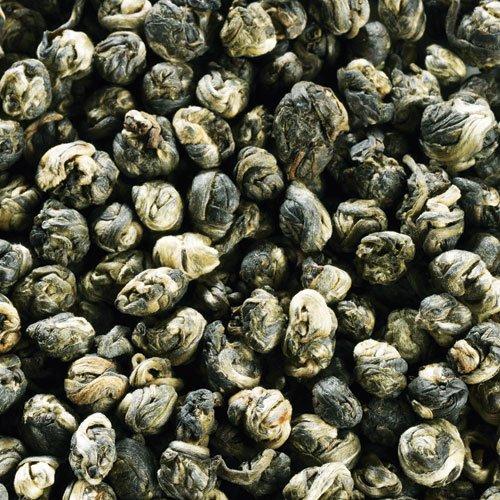 Aromatisierter grüner Tee China Jasmine Dragon Phoenix Pearl Bio (Tee-dragon Grüner)