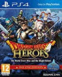 Dragon Quest Heroes: Malheur de l'Arbre du Monde et The Blight Ci-dessous - Day One Edition (PS4)