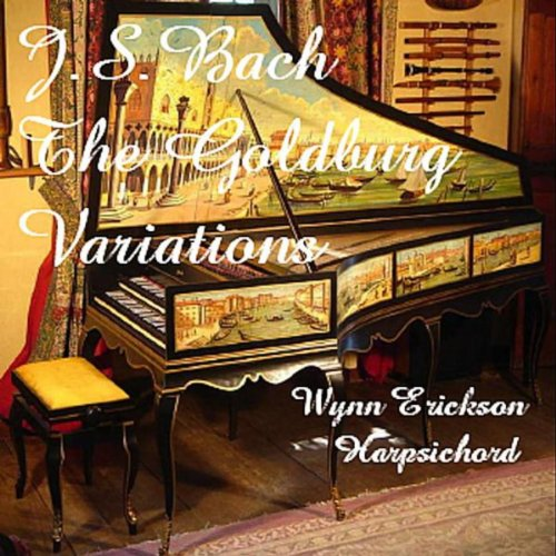 J.S. Bach the Goldberg Variations