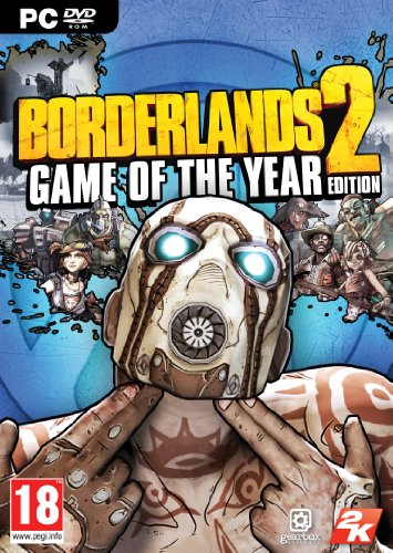 Take-Two Interactive - BORDERLANDS 2 GOTY