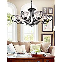 Goud lampadario lampadario–Contemporaneo