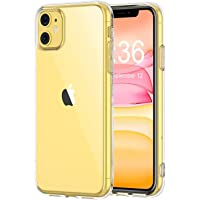 Plus Crystal Clear Soft Transparent Flexible Back Cover for Apple iPhone 11