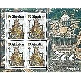 Gibraltar 1317 Sheetlet (completa.edición.) 2009 mujer por Europa (sellos para los coleccionistas)