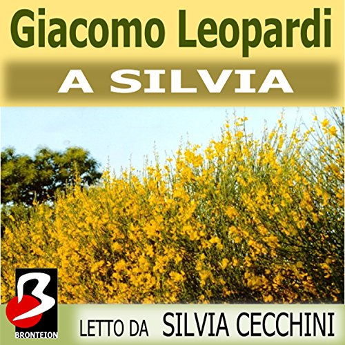A Silvia  Audiolibri