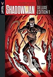 Shadowman Deluxe Edition Book 1 (Shadowman DLX Hc)