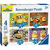 Minions - Puzzles (Set de 4 puzzles)