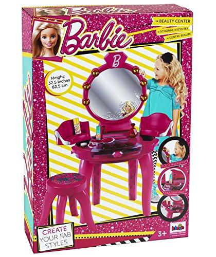Theo Klein 5320 - Barbie Schönheitsstudio mit Zubehör -