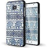 Galaxy A5 2016 Coque,Lizimandu 3D Motif Tpu Silicone Gel Étui Housse Protection Shell Cover Case Pour Samsung Galaxy A5 2016(éléphant/Elephant)