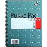 Pukka Jotta Pad Squared A4 200 pagina's Pack van 3