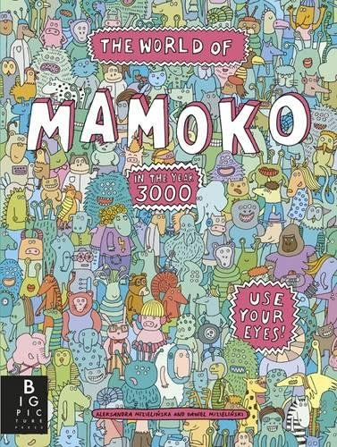 The World Of Mamoko In The Year 3000