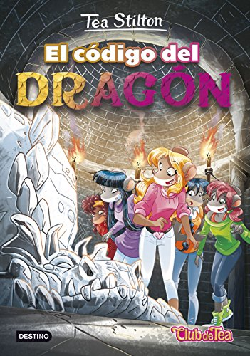 TEA STILTON 1. EL CODIGO DEL DRAGON descarga pdf epub mobi fb2