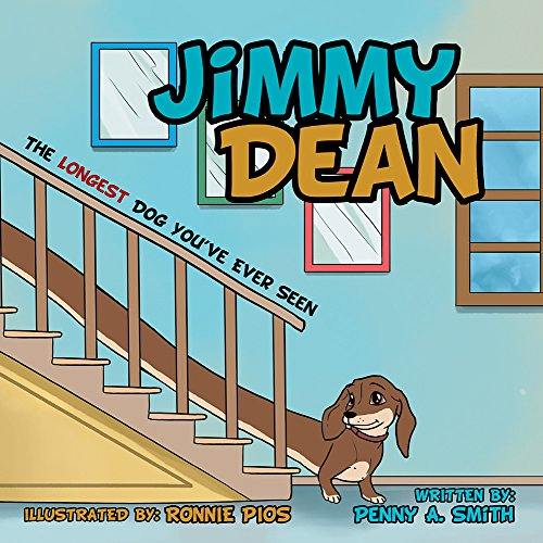 jimmy-dean-the-longest-dog-youve-ever-seen-english-edition