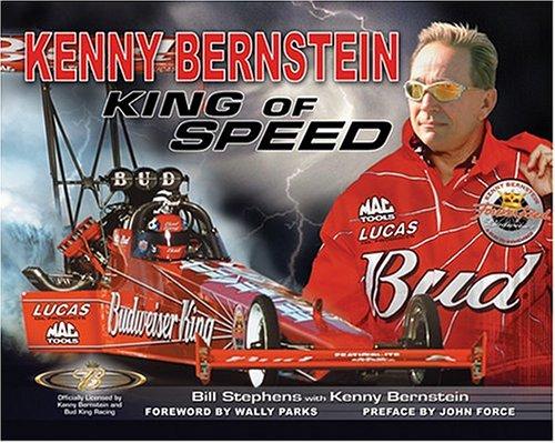 Kenny Bernstein: Living Legend por Kenny Bernstein