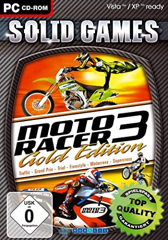Solid Games - Moto Racer 3 Gold