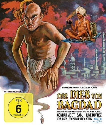 Der Dieb von Bagdad [Blu-ray]