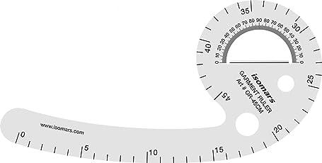 Isomars Garment Ruler - 45 cm