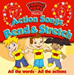 Tumble Tots: Action Songs - Bend & St...